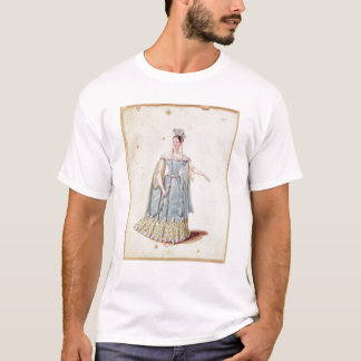 Mademoiselle Georges in 'Isabeau de Baviere' T-Shirt