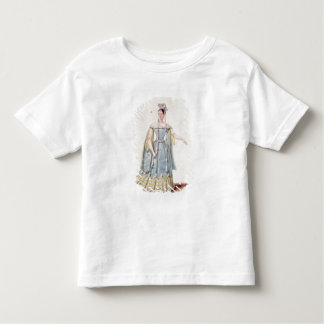 Mademoiselle Georges in 'Isabeau de Baviere' Toddler T-shirt
