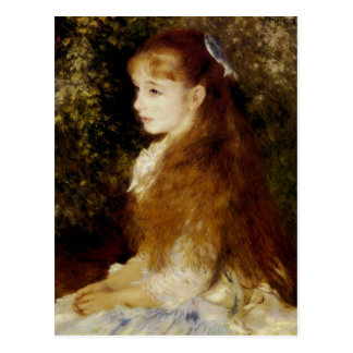 Mademoiselle Irene Cahen d'Anvers Postcard