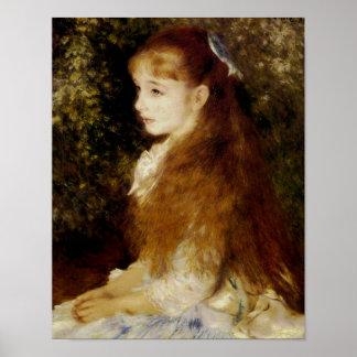 Mademoiselle Irene Cahen d'Anvers Poster