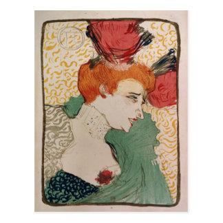Mademoiselle Marcelle Lender, 1895 Postcard