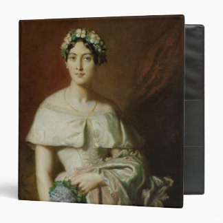 Mademoiselle Marie-Therese de Cabarrus, 1848 Binder