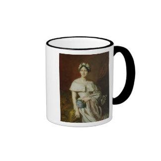 Mademoiselle Marie-Therese de Cabarrus, 1848 Ringer Mug