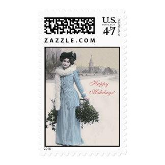 Mademoiselle Postage