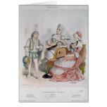 Mademoiselle Reichemberg as Cherubin Card