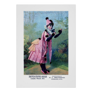 Mademoiselle Vanoni Poster