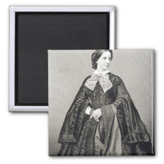 Mademoiselle Victoire Balfe 2 Inch Square Magnet