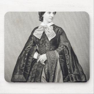 Mademoiselle Victoire Balfe Mousepads