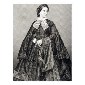 Mademoiselle Victoire Balfe Postcard