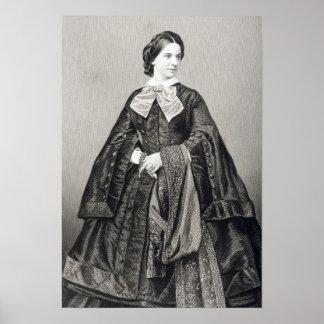 Mademoiselle Victoire Balfe Poster