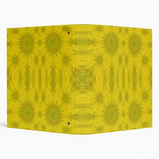 """Madera abstracta amarilla carpeta 1"""""""
