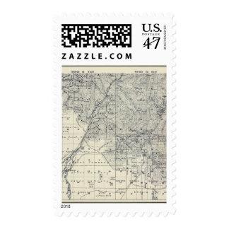 Madera County, California 10 Stamp