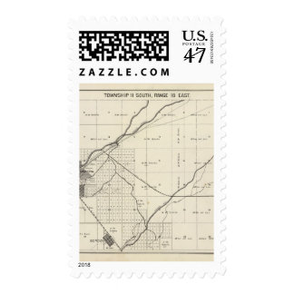 Madera County, California 2 Postage Stamp