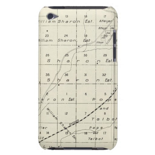 Madera County, California 5 iPod Touch Cases