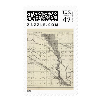 Madera County, California 6 Postage Stamp