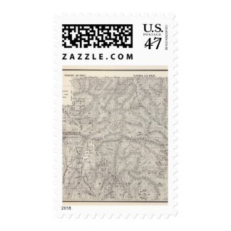 Madera County, California 7 Postage Stamp