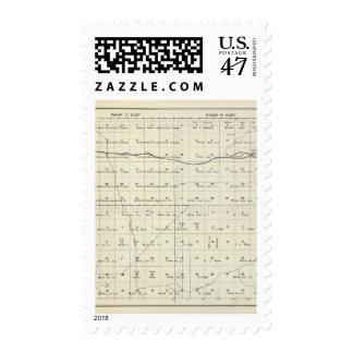 Madera County, California Postage