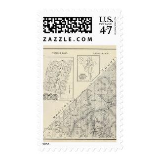 Madera County, California Stamp