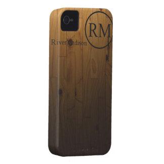Madera dura del RM Case-Mate iPhone 4 Coberturas