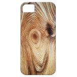 Madera iPhone 5 Case-Mate Carcasas