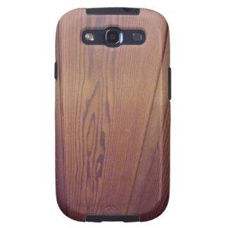Madera majestuosa Designs_1 por GRASSROOTSDESIGNS4 Galaxy S3 Cobertura