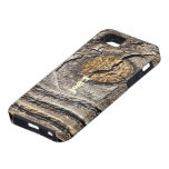 Madera nudosa iPhone 5 Case-Mate protector