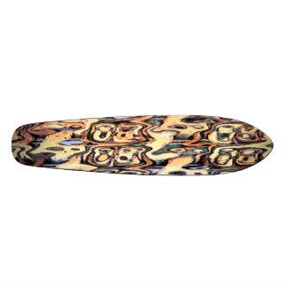 Madera partida tablas de skate