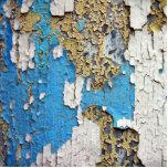 Madera pintada vieja escultura fotografica