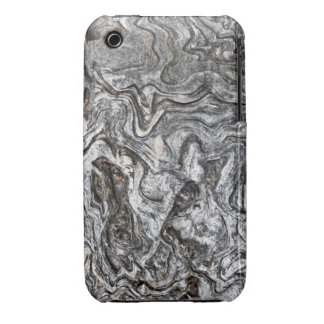 Madera resistida iPhone 3 cárcasas