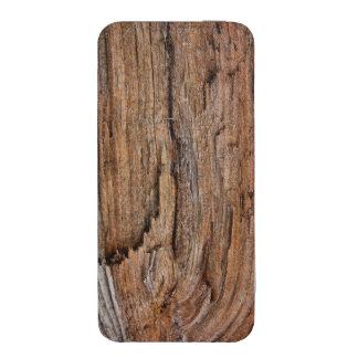 Madera rústica bolsillo para iPhone