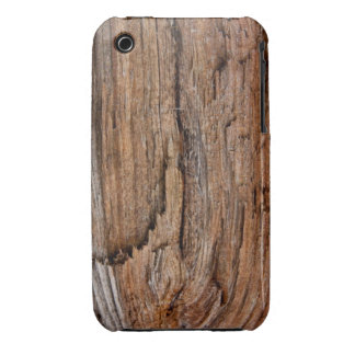 Madera rústica carcasa para iPhone 3