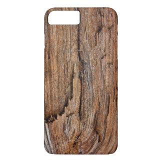 Madera rústica funda iPhone 7 plus