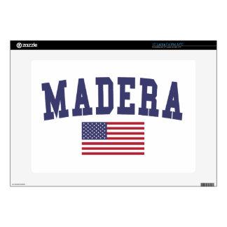 "Madera US Flag Skins For 15"" Laptops"