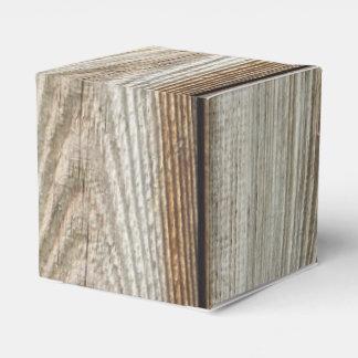 madera vieja cajas para regalos
