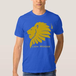 Maderas del león poleras
