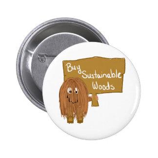 Maderas sostenibles de Brown Pin