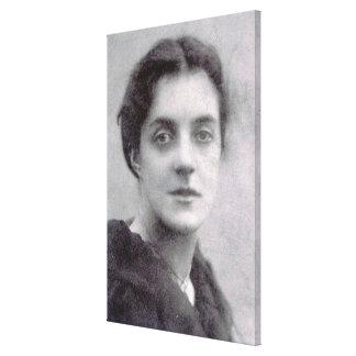 Madge Vaughan Canvas Print