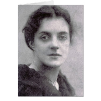 Madge Vaughan Greeting Card