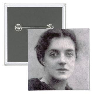 Madge Vaughan Pinback Button