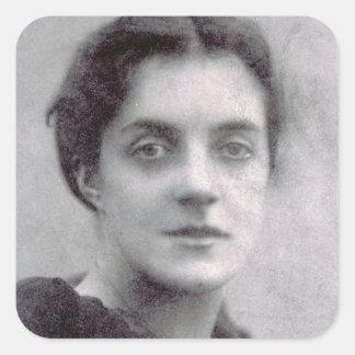 Madge Vaughan Square Sticker