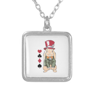 MADHATTER CARD SUITS JEWELRY
