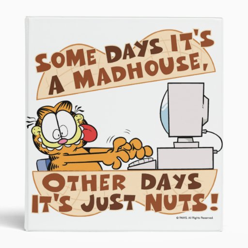 Madhouse Binder