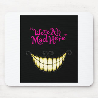 Madhouse Mouse Pad