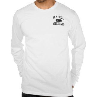 Madill - Wildcats - High School - Madill Oklahoma Tee Shirt
