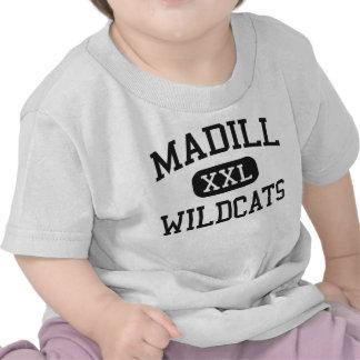 Madill - Wildcats - High School - Madill Oklahoma T Shirts