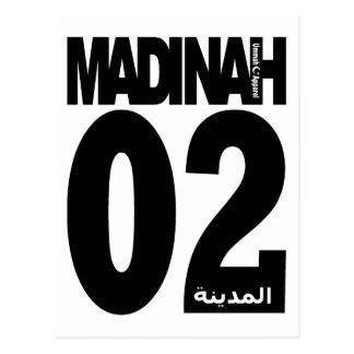 Madinah 02 postcard