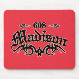 Madison 608 mouse pad