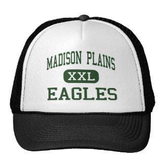 Madison aclara - Eagles - el alto - Londres Ohio Gorras De Camionero