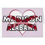 Madison, Alabama Felicitaciones
