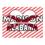 Madison, Alabama Postal